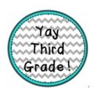 Yay Third Grade