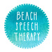 Beach Speech Therapy