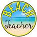 Beach Teacher