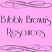 Bubbly Browns Resources