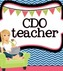 CDO teacher