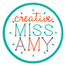 Creative Miss Amy