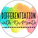 Differentiation with DiMento