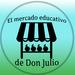 El mercado educativo de Don Julio