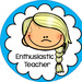 Enthusiastic Teacher