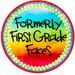 First Grade Faces