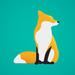 Gradient Fox
