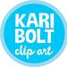 Kari Bolt Clip Art