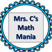 Mrs Cs Math Mania