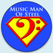 Music Man of Steel