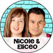 Nicole and Eliceo