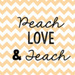 Peach Love and Teach