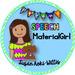 Speech MaterialGirl