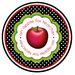 Sweet Apples for All Teachers
