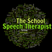 The School Speech Therapist