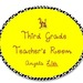 Third Grade Teacher's Room - Angela Lisk